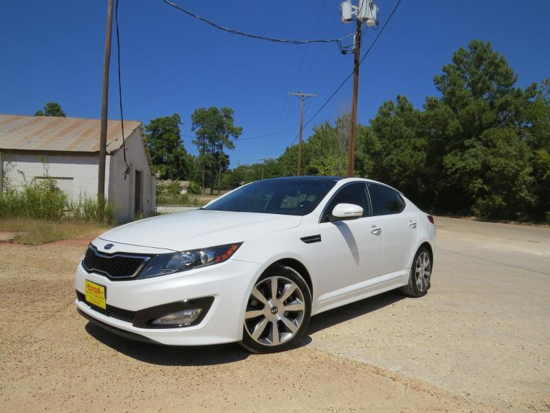 2012 Kia Optima SX Turbo 4dr Sedan 6A   Tyler TX