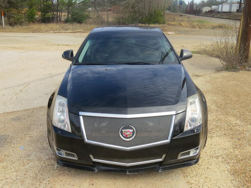 2008 Cadillac Cts 3 6L DI 4dr Sedan w/Navigation Package In Tyler TX