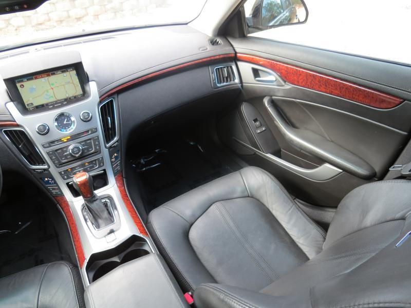 2008 Cadillac Cts 3 6L DI 4dr Sedan w/Navigation Package In