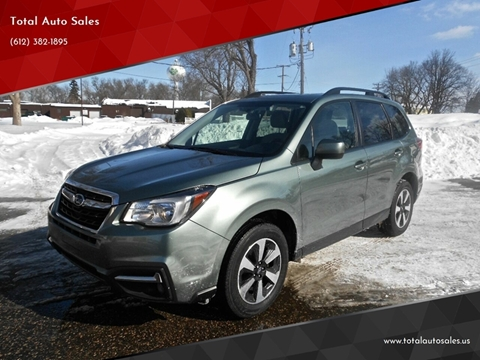 2017 Subaru Forester for sale in Maple Plain, MN