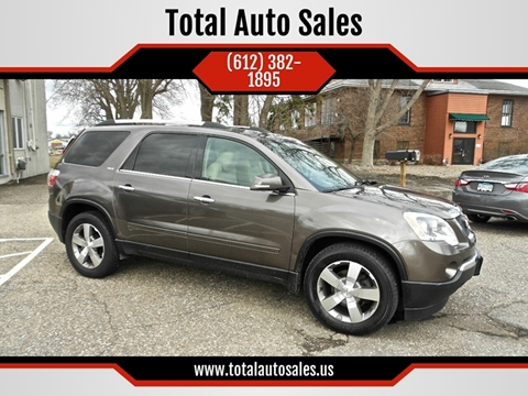 2011 GMC Acadia for sale in Maple Plain, MN