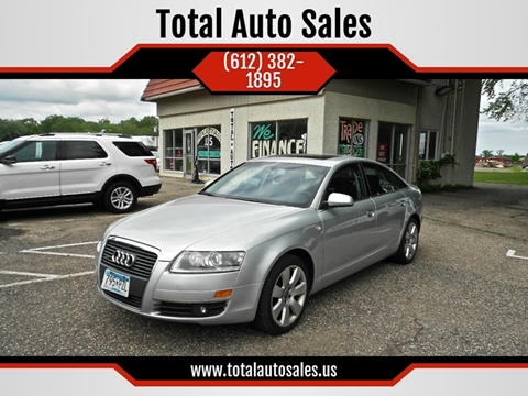 2007 Audi A6 for sale in Maple Plain, MN