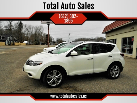 2012 Nissan Murano for sale in Maple Plain, MN