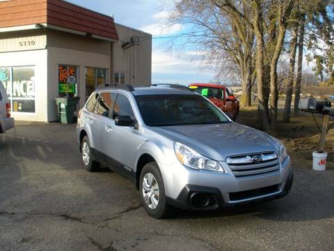 2013 Subaru Outback for sale in Maple Plain, MN