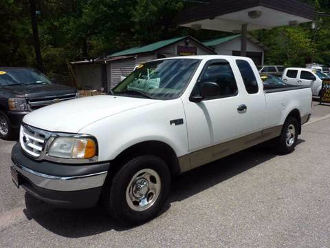 2003 Ford F-150 for sale in Helena, AL