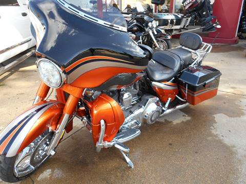2011 Harley-Davidson Street Glide Screaming Eagle for sale in Arkadelphia, AR