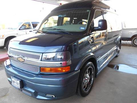 2017 Chevrolet Express Cargo 2500 for sale at Arkansas Wholesale Auto Sales in Arkadelphia AR