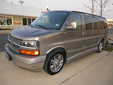 2007 Chevrolet Express Cargo 1500 for sale at Arkansas Wholesale Auto Sales in Arkadelphia AR
