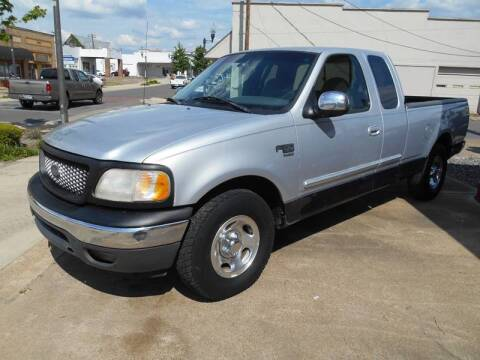 2000 Ford F-150 XLT for sale at Arkansas Wholesale Auto Sales in Arkadelphia AR