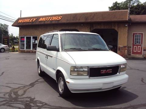 1999 GMC Safari Cargo for sale in Enola, PA