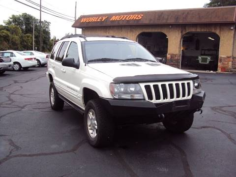 2000 Jeep Grand Cherokee for sale in Enola, PA