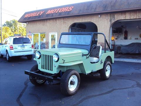 1964 Jeep Willys for sale in Enola, PA