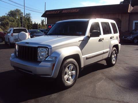 2012 Jeep Liberty for sale in Enola, PA