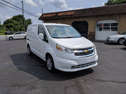 2015 Chevrolet City Express Cargo for sale in Enola, PA