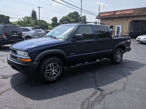 2002 Chevrolet S-10 for sale in Enola, PA