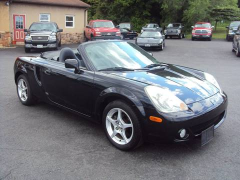 2003 Toyota MR2 Spyder for sale in Enola, PA