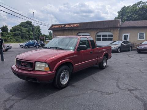 1999 GMC Sonoma for sale at Worley Motors in Enola PA
