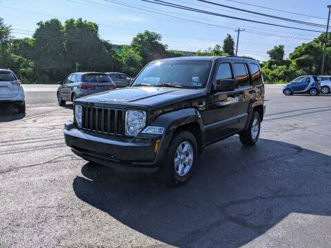 2011 Jeep Liberty for sale at Worley Motors in Enola PA