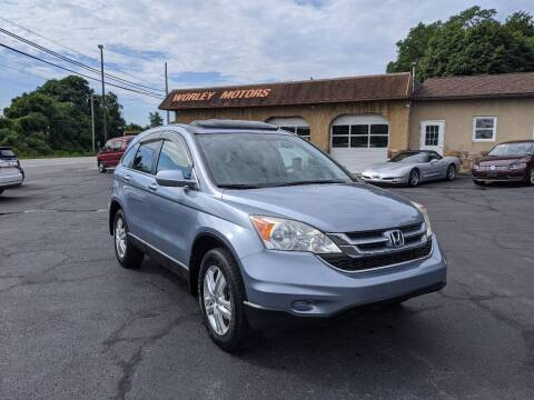 2011 Honda CR-V for sale at Worley Motors in Enola PA