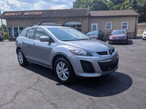 2011 Mazda CX-7 for sale at Worley Motors in Enola PA
