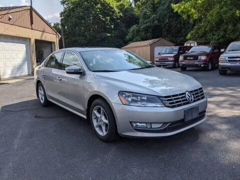 2014 Volkswagen Passat for sale at Worley Motors in Enola PA