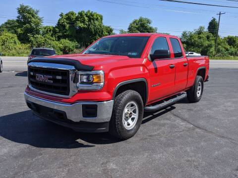 2015 GMC Sierra 1500 for sale at Worley Motors in Enola PA
