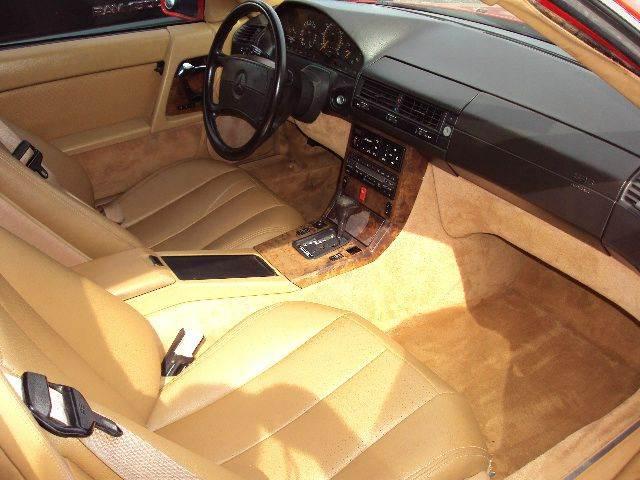 1991 Mercedes-Benz 300-Class 300SL 2dr Convertible - Mckinney TX