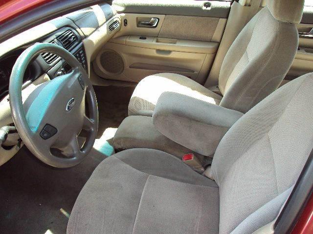 2001 Ford Taurus SES 4dr Sedan - Mckinney TX