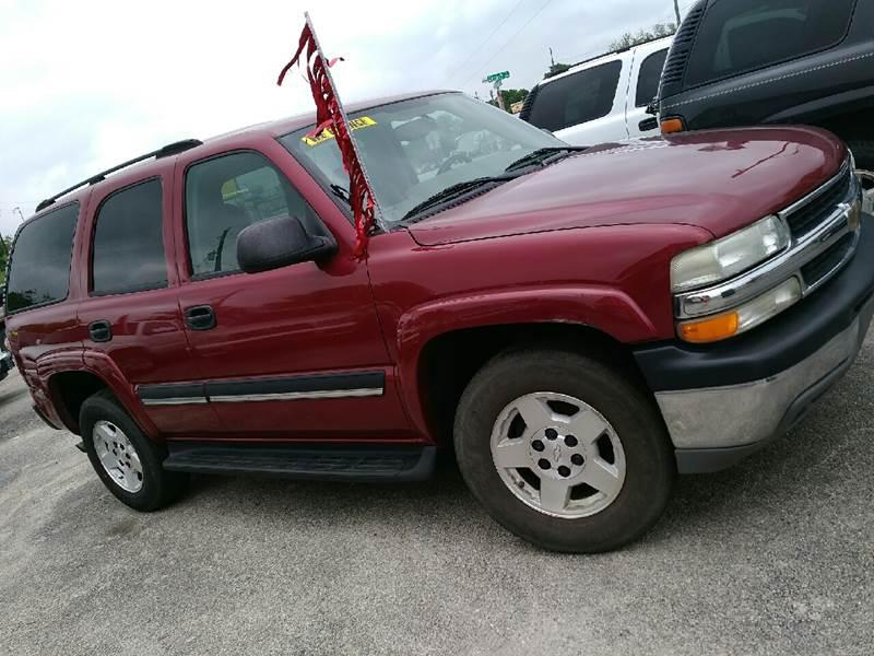 2004 Chevrolet Tahoe 4dr SUV - Gilmer TX