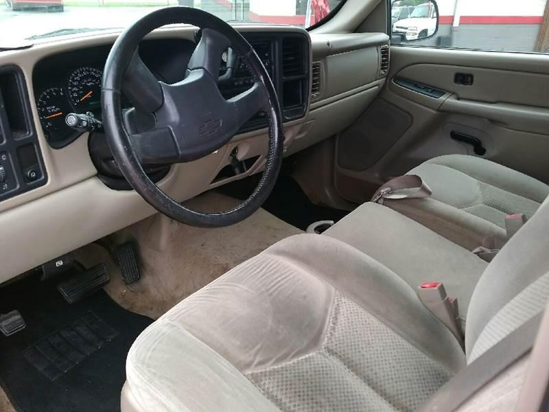 2001 GMC Yukon SLE 2WD 4dr SUV - Mckinney TX