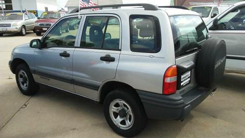 2003 Chevrolet Tracker for sale in Champaign, IL