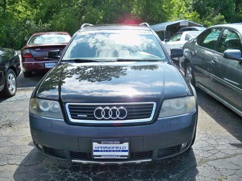 2004 Audi Allroad Quattro for sale in Springfield, IL