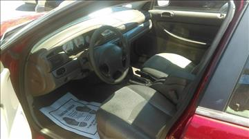 2004 Dodge Stratus for sale at SPRINGFIELD PRE-OWNED in Springfield IL
