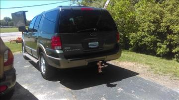 2003 Ford Expedition for sale at SPRINGFIELD PRE-OWNED in Springfield IL