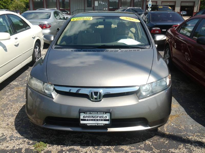 2007 Honda Civic HYBRID In Champaign IL - Springfield Preowned