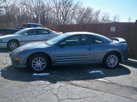 2001 Mitsubishi Eclipse for sale at SPRINGFIELD PRE-OWNED in Springfield IL