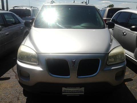 2005 Pontiac Montana SV6 for sale in Springfield, IL