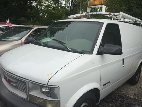 2000 GMC Safari Cargo for sale in Springfield, IL