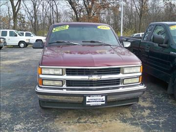 1997 Chevrolet C/K 1500 Series for sale at SPRINGFIELD PRE-OWNED in Springfield IL