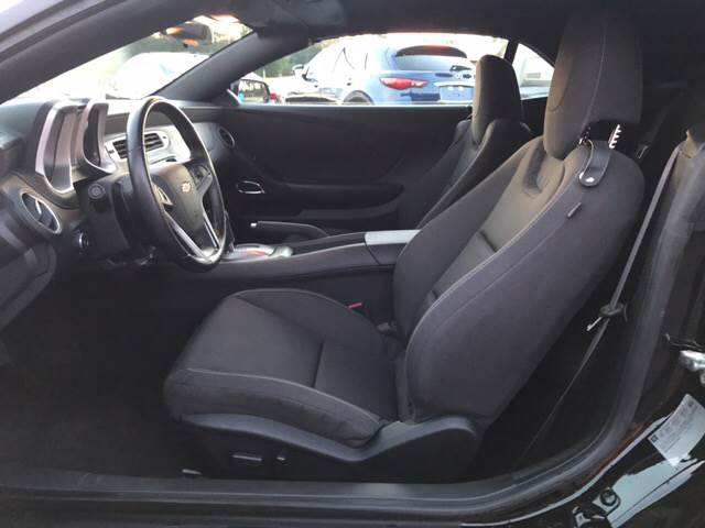 2015 Chevrolet Camaro for sale at Lee's Auto Sales of Fayetteville INC in Eastover NC