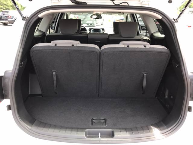 2017 Hyundai Santa Fe for sale at Lee's Auto Sales of Fayetteville INC in Eastover NC