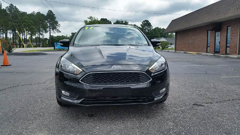 2017 Ford Focus for sale at Lee's Auto Sales of Fayetteville INC in Eastover NC