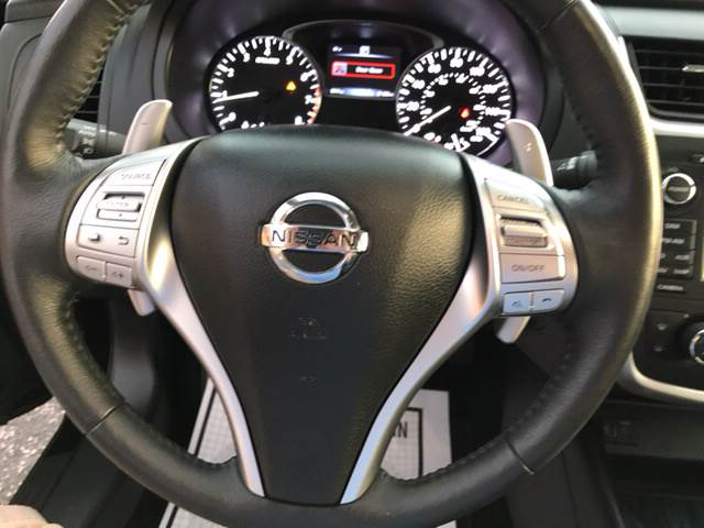 2017 Nissan Altima for sale at Lee's Auto Sales of Fayetteville INC in Eastover NC