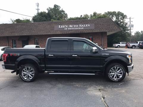 2017 Ford F-150 for sale in Eastover, NC