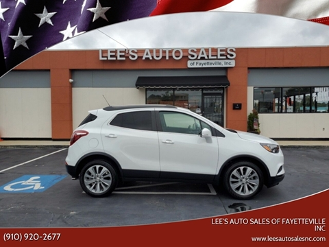 2018 Buick Encore for sale in Fayetteville, NC