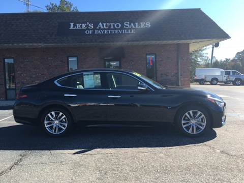 2016 Infiniti Q70 for sale in Eastover, NC