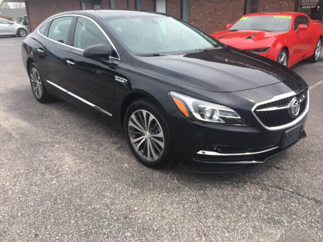 2017 Buick LaCrosse for sale at Lee's Auto Sales of Fayetteville INC in Eastover NC