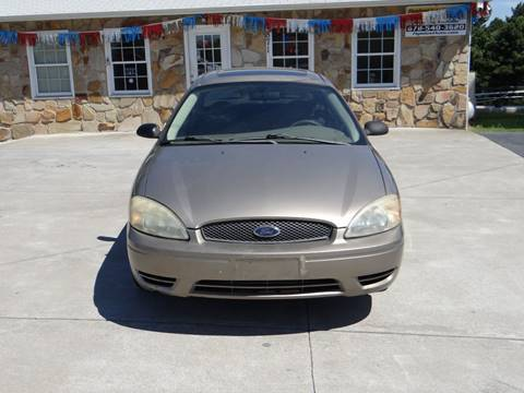 2004 Ford Taurus for sale in Woodstock, GA