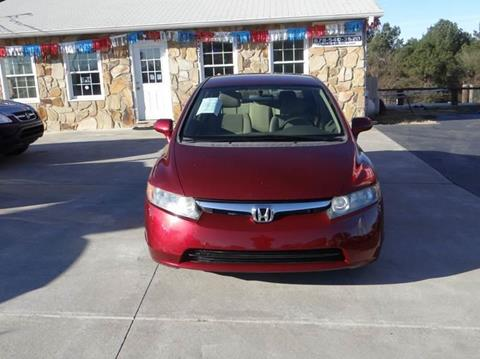 2008 Honda Civic for sale in Woodstock, GA