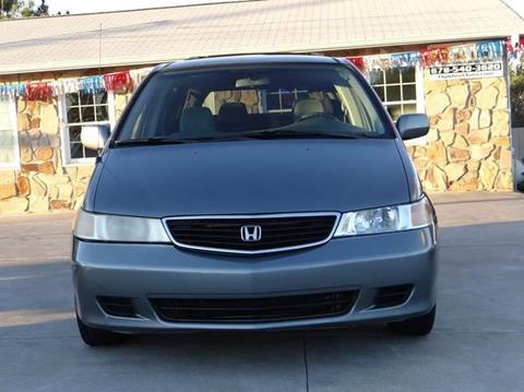 2000 Honda Odyssey for sale in Woodstock, GA